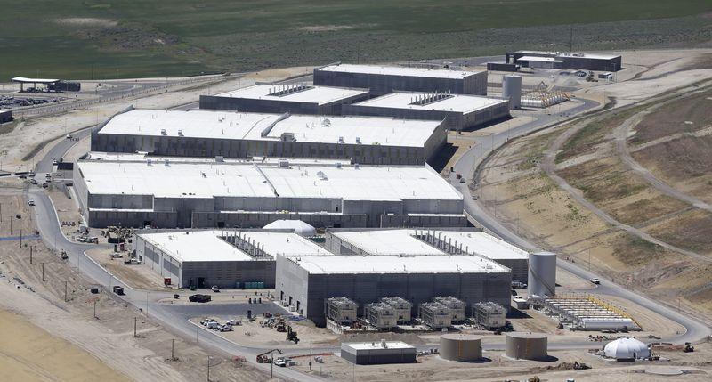NSA Data Center In Utah